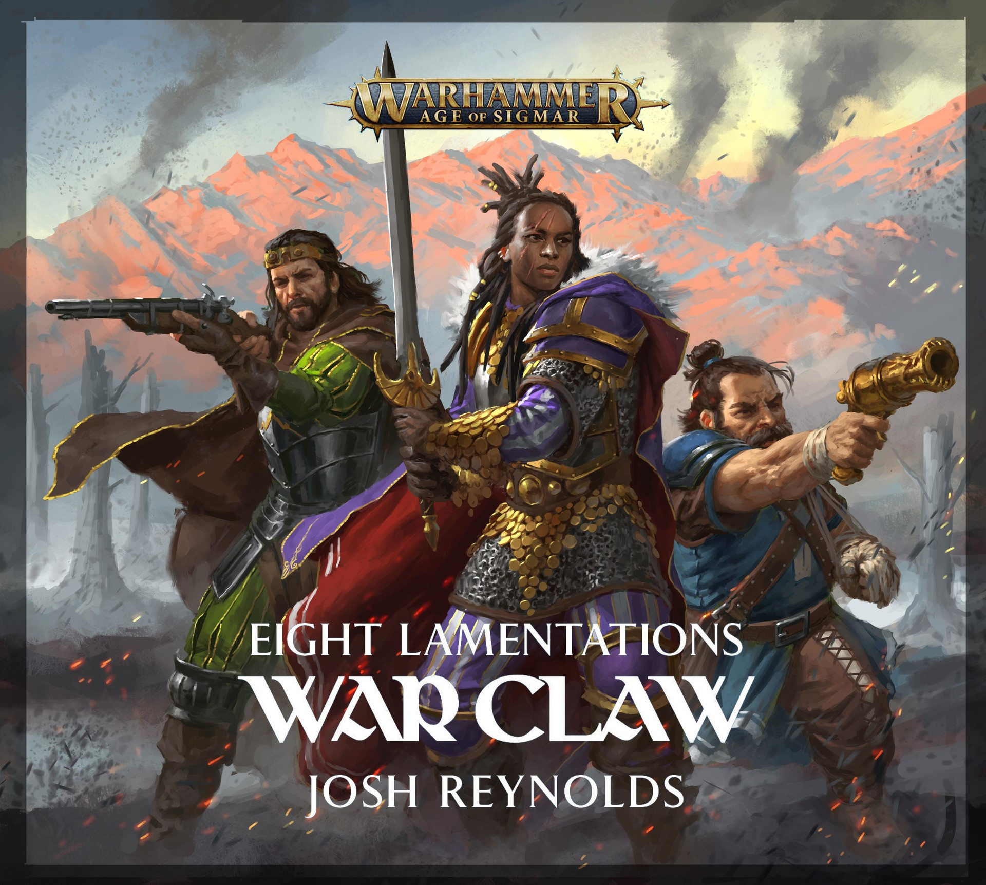 Image result for Eight Lamentations war claw