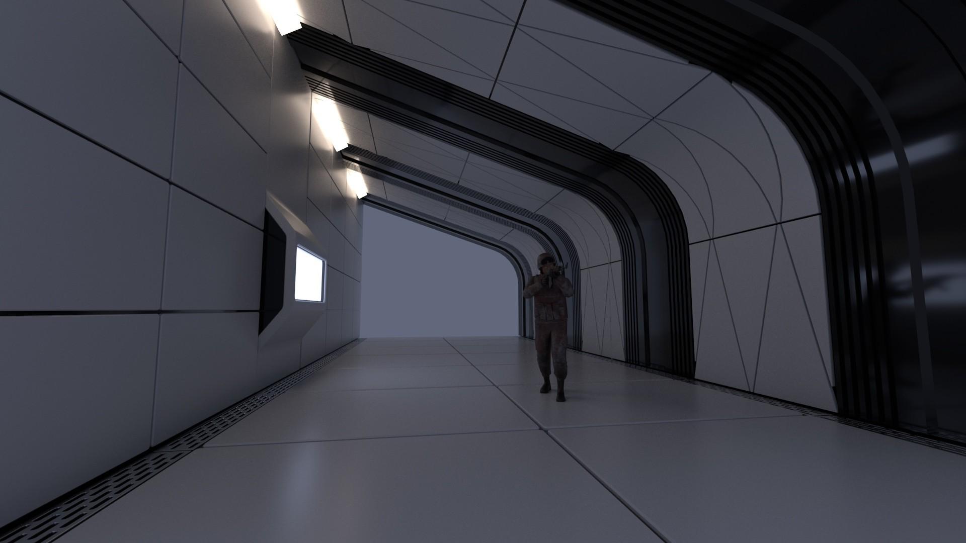 Iain gillespie corridor 3
