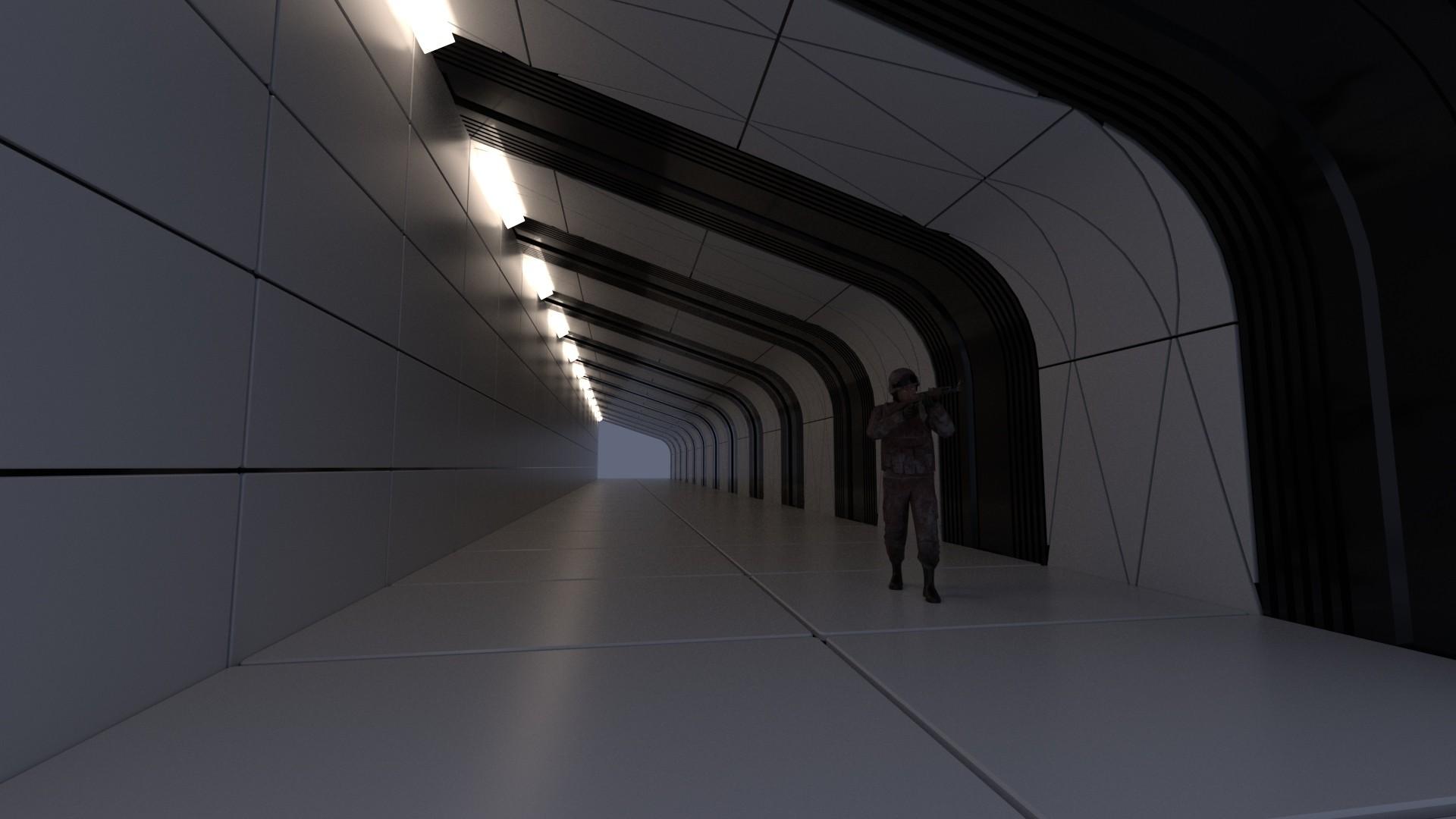 Iain gillespie corridor 2