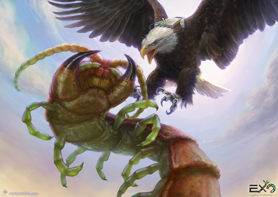 [EXO: Mankind Reborn] - Centipede vs Nurasyl