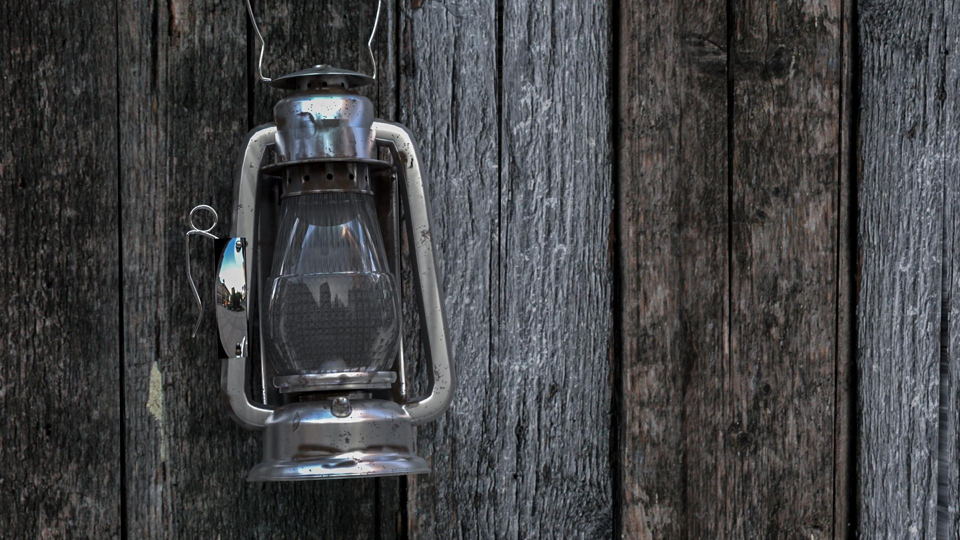 Michelangelo girardi oillamp render3