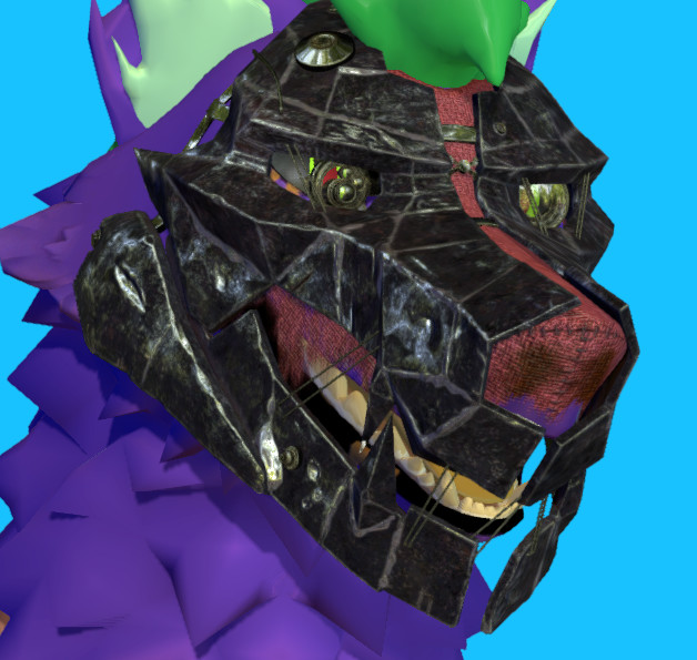 ArtStation - Dishonored 2 - Inspired Mask, Marzio Misita