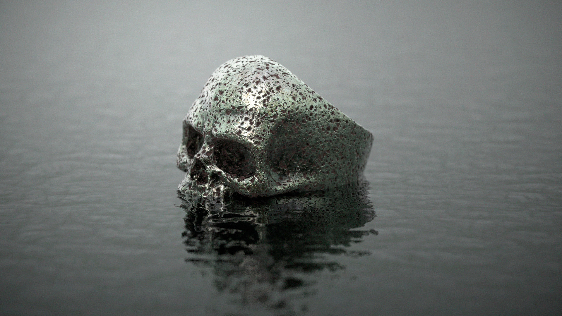 Nacho riesco gostanza skull ring nacho riesco2 500k