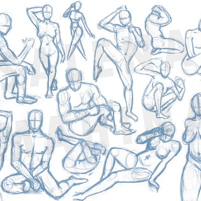 Figure Drawing 2016