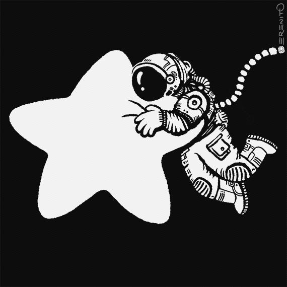 Inktober2018-08-Star