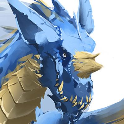 Francisco kobo dragon azul4low
