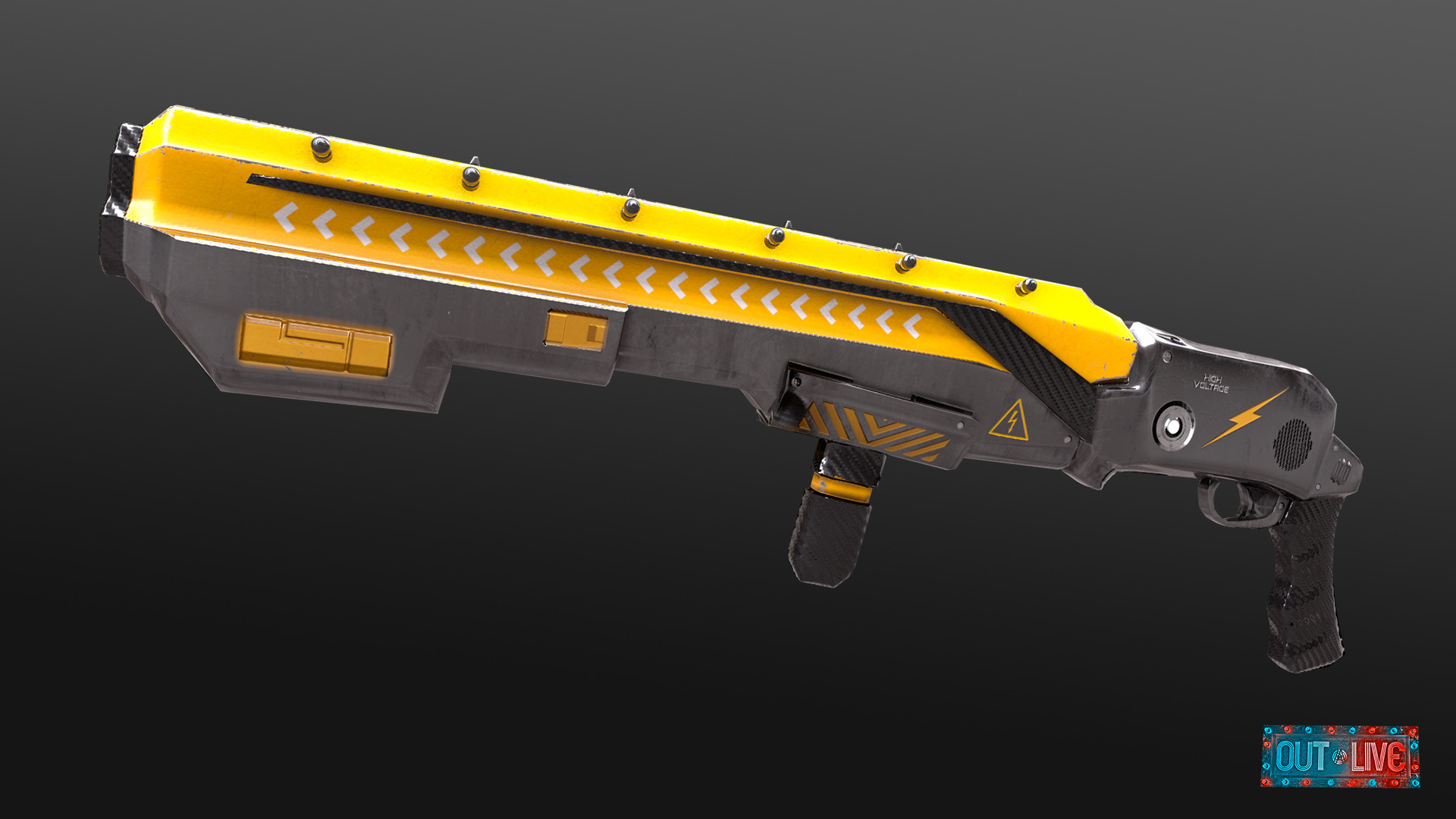 Electric Shotgun
