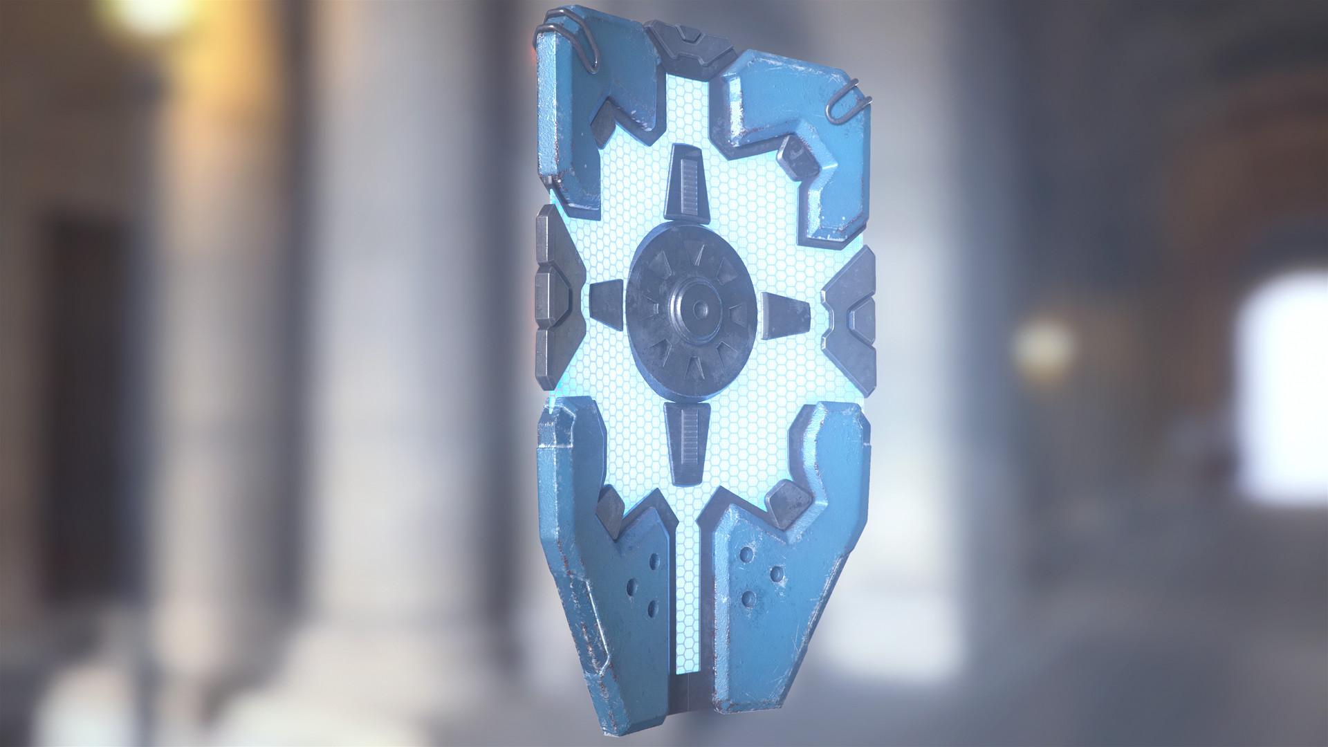 Adrian lan sun luk shield 232