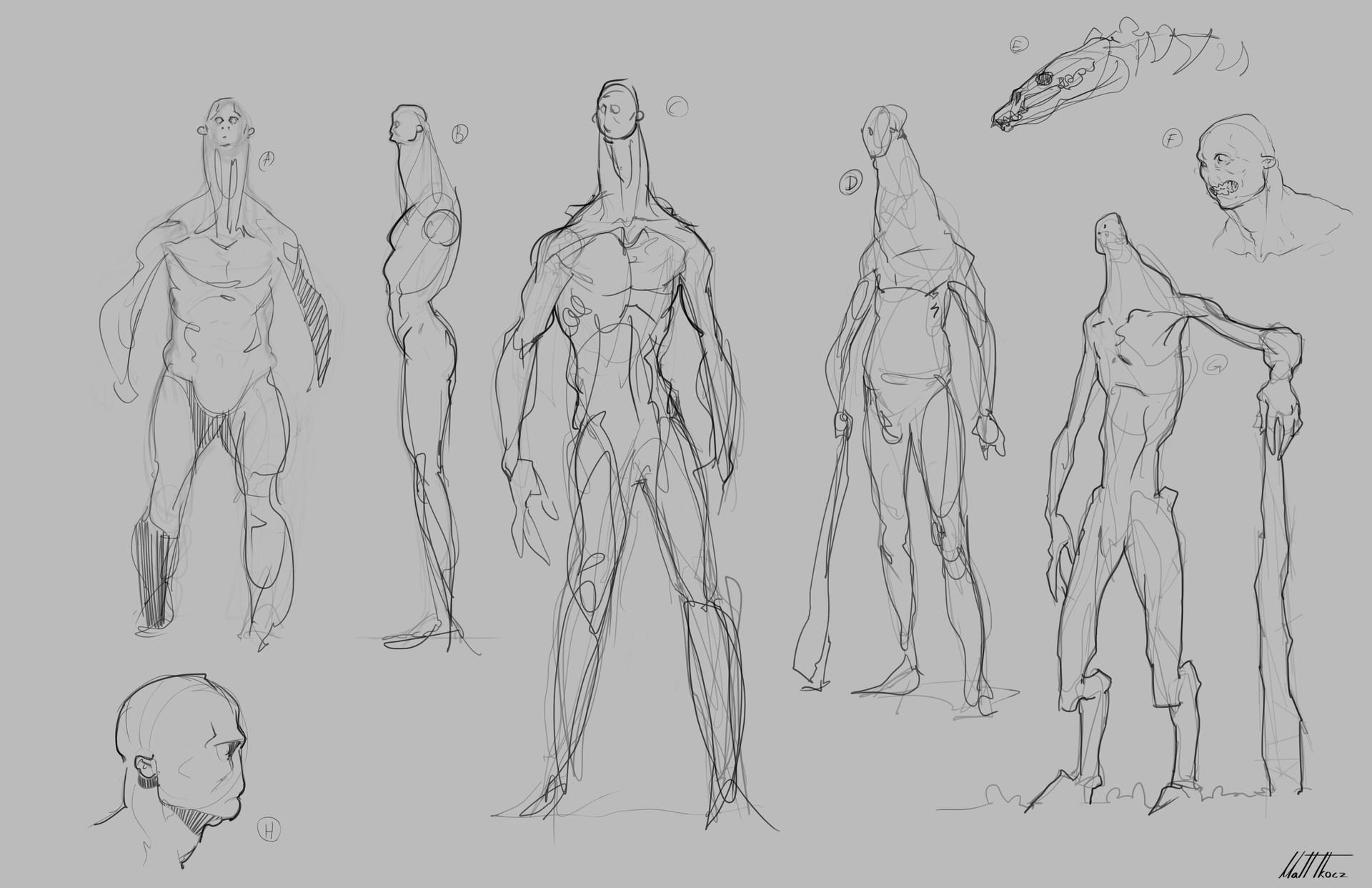 Matt tkocz giants sketches3