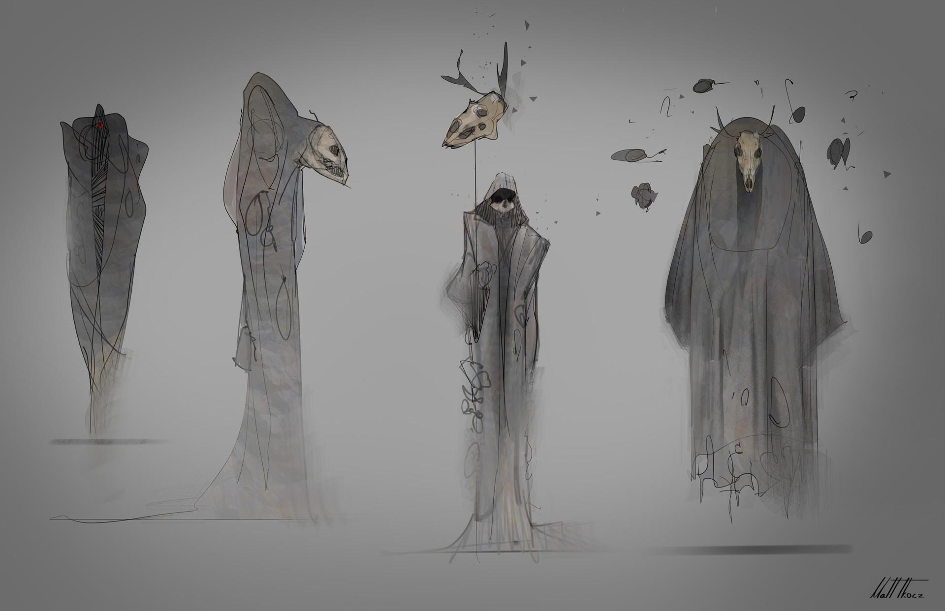 Matt tkocz harbingers sketches1