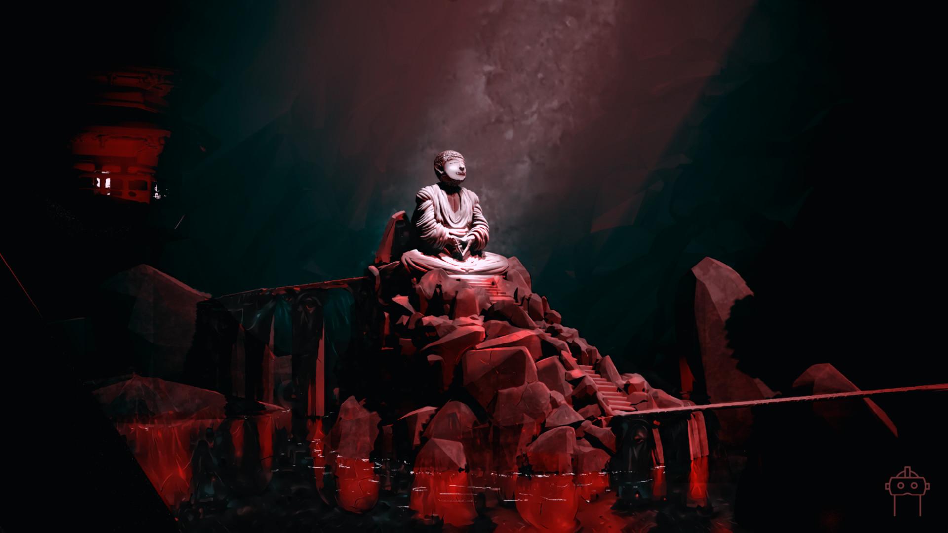 Eli rodriguez final buddha