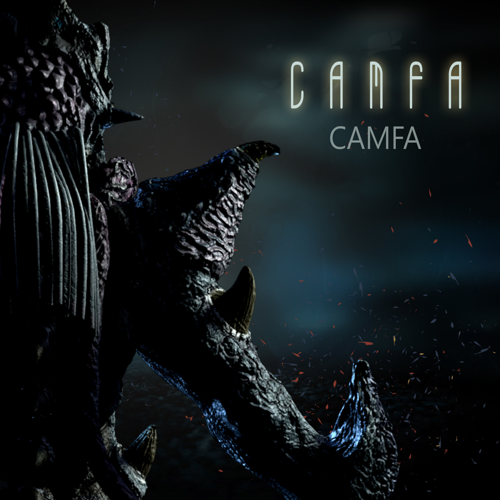 CG monster Camfa