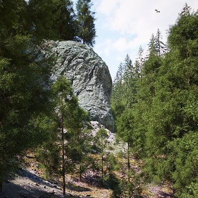 Christoph schindelar alpine cliff speed demo 06
