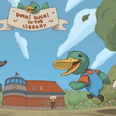Lucas roussel ducki illu