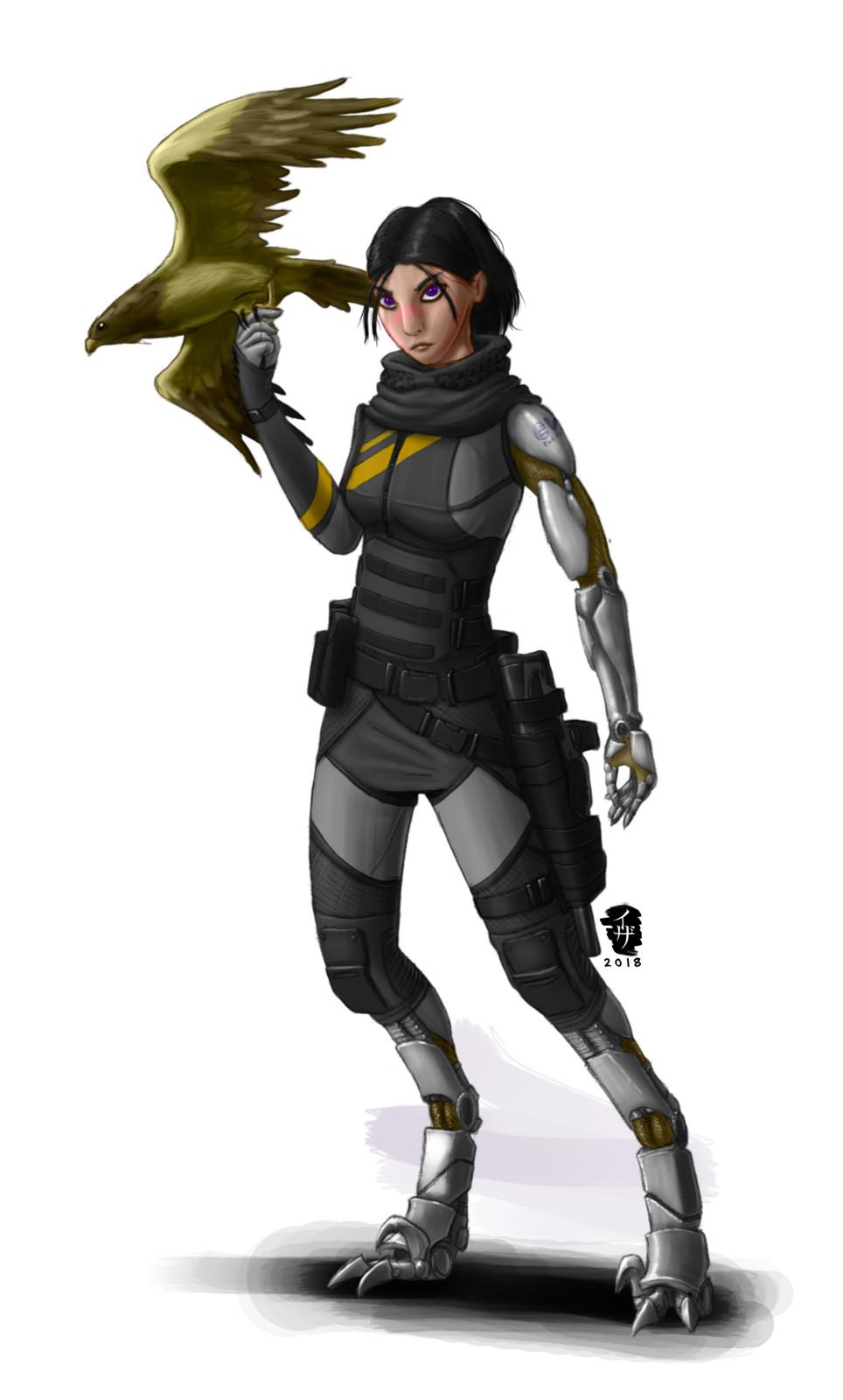 Cyber Raptor