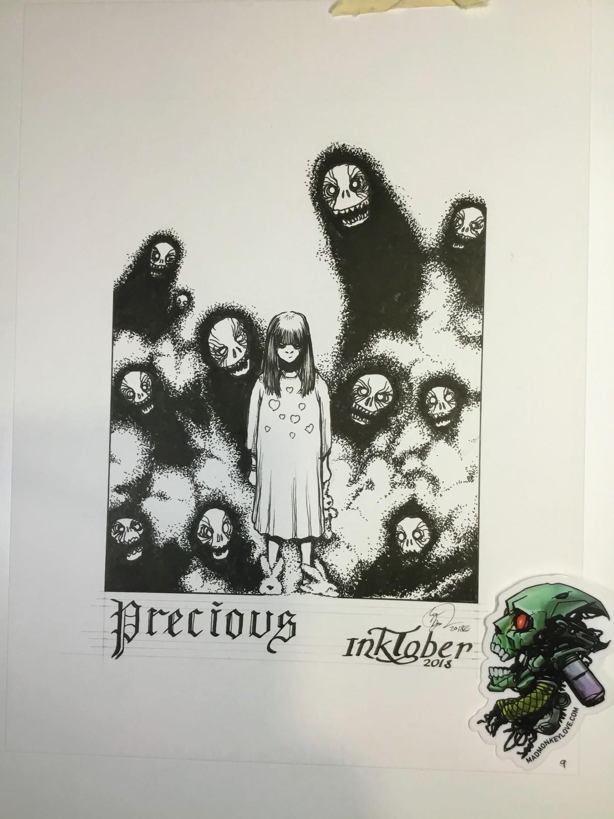 Precious - Day 09