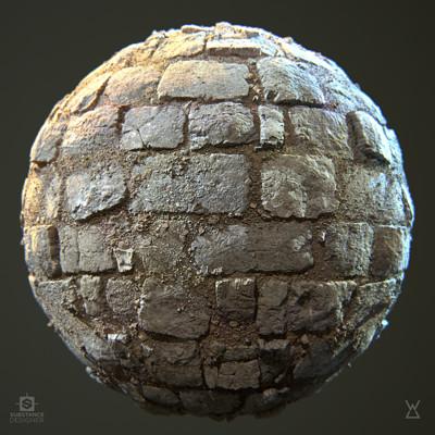 Wayne dalton stone floor 01