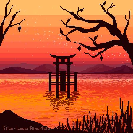 Pixel Illustration #10