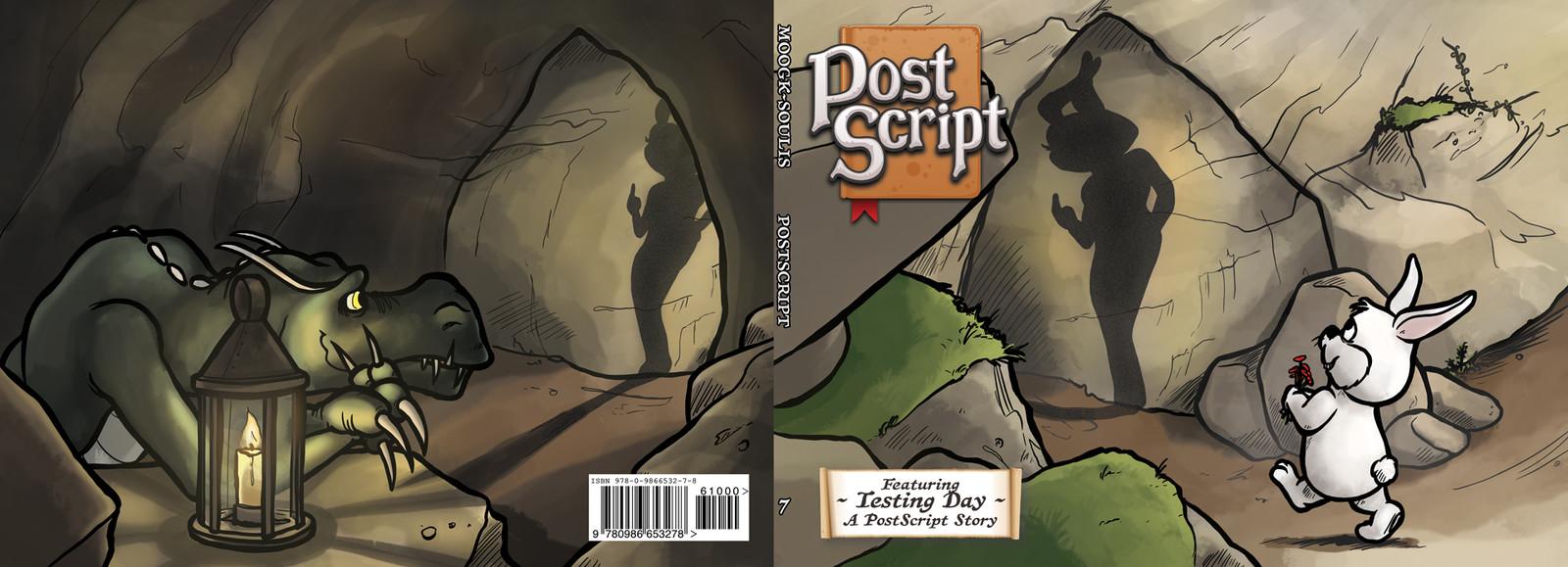 PostScript Book 7 Cover