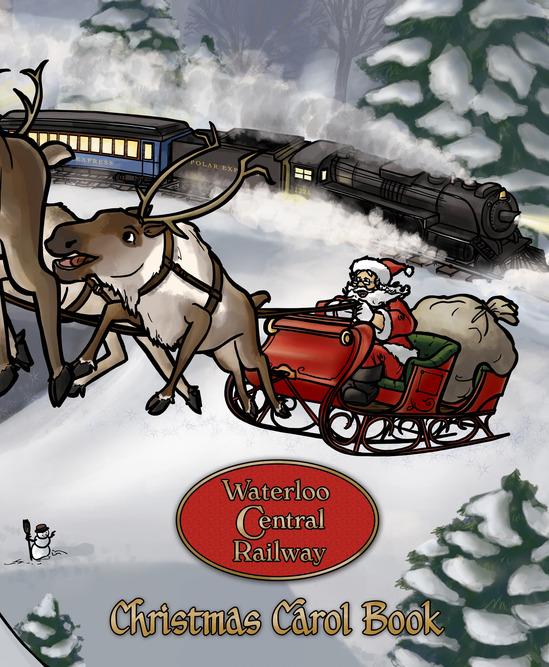 Graham moogk soulis wcr christmas book cover 2015 front