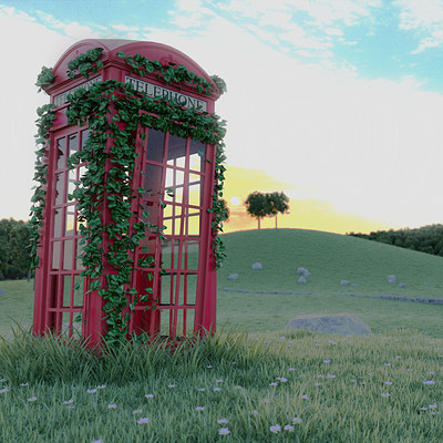 Greg hewitt phonebox 4