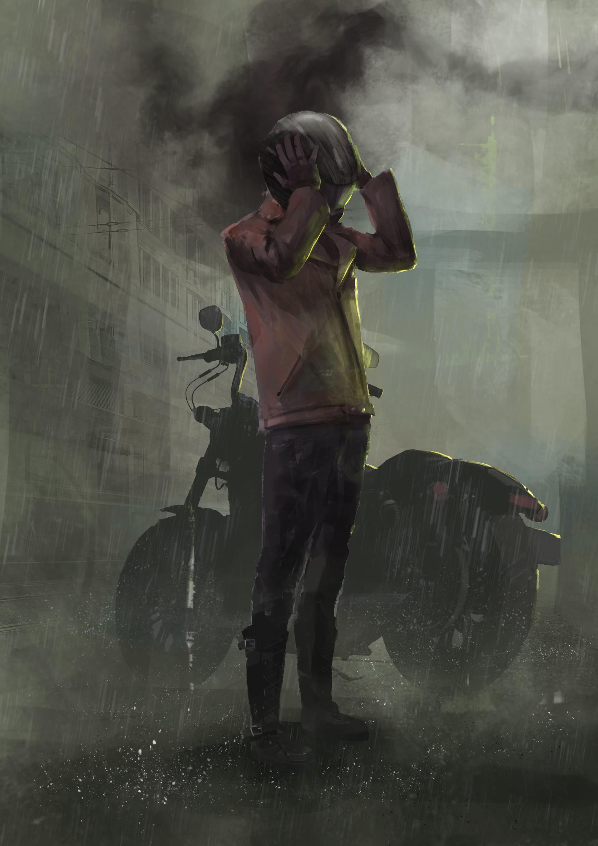 Janio garcia moto rider