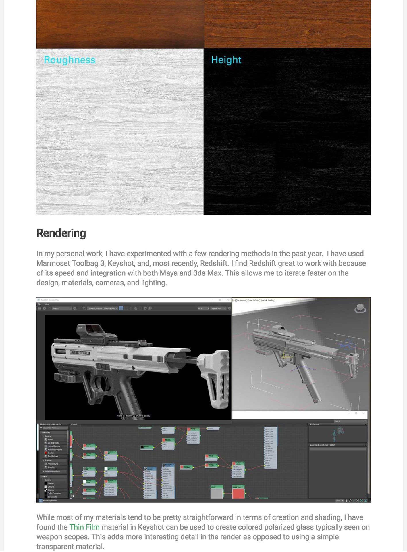 Chris stone experimenting with weapon design page 08