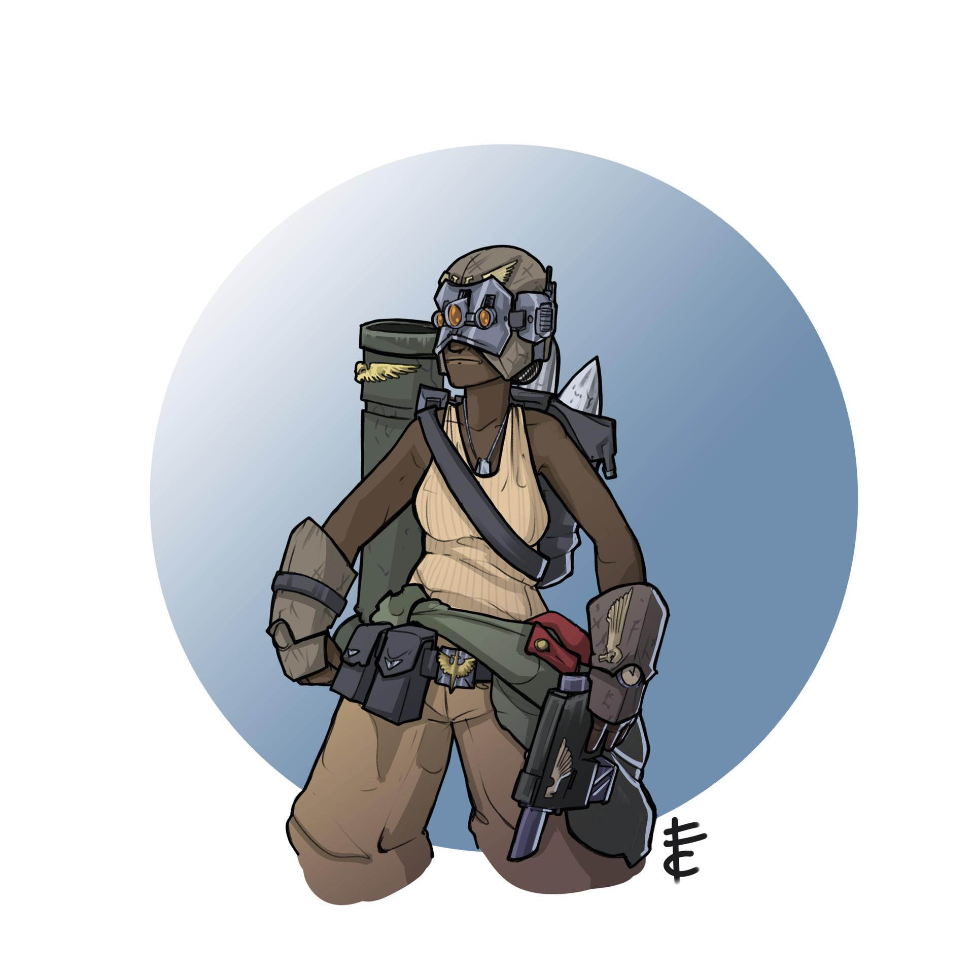 Mortar Crew Specialist
