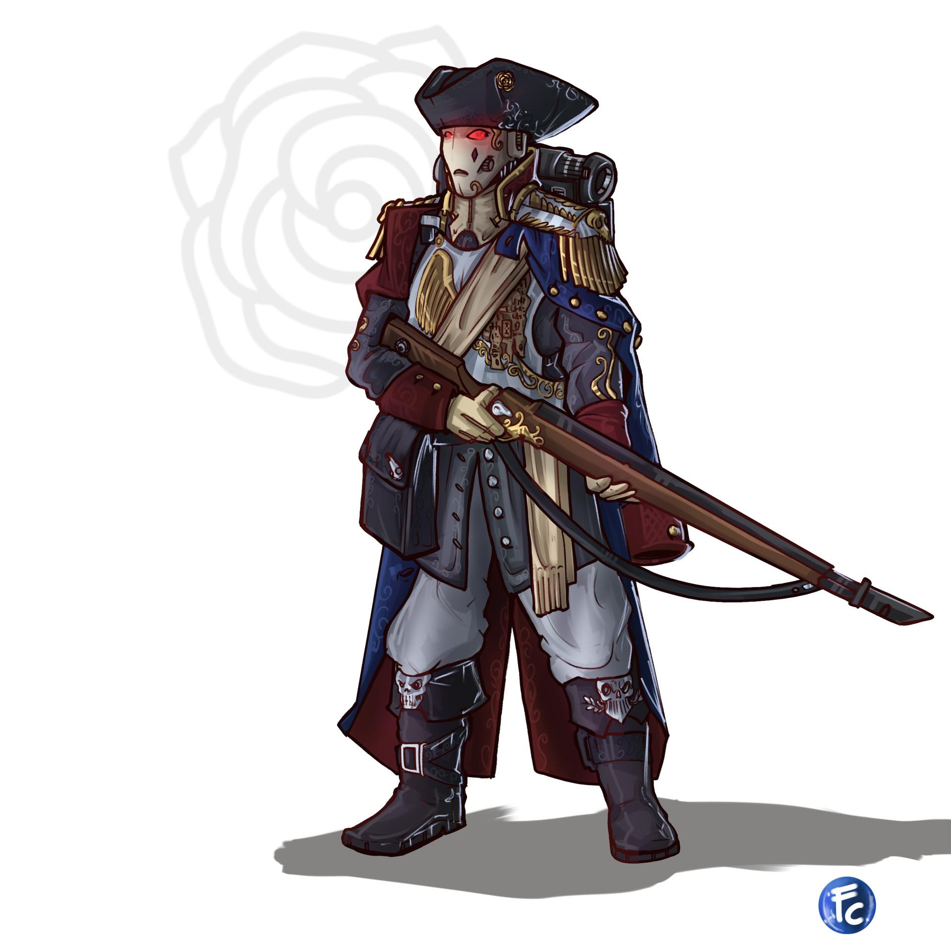 Rogue Trader Guard