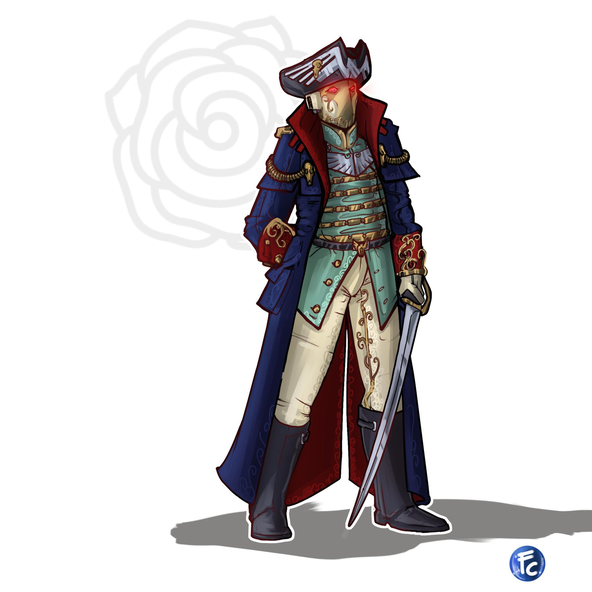 Rogue Trader Officer