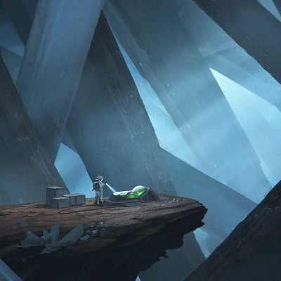 Nikolay razuev mars 2035 cave concept nikolay 7 final