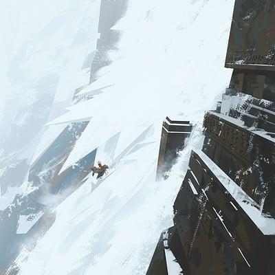 Yun ling snow