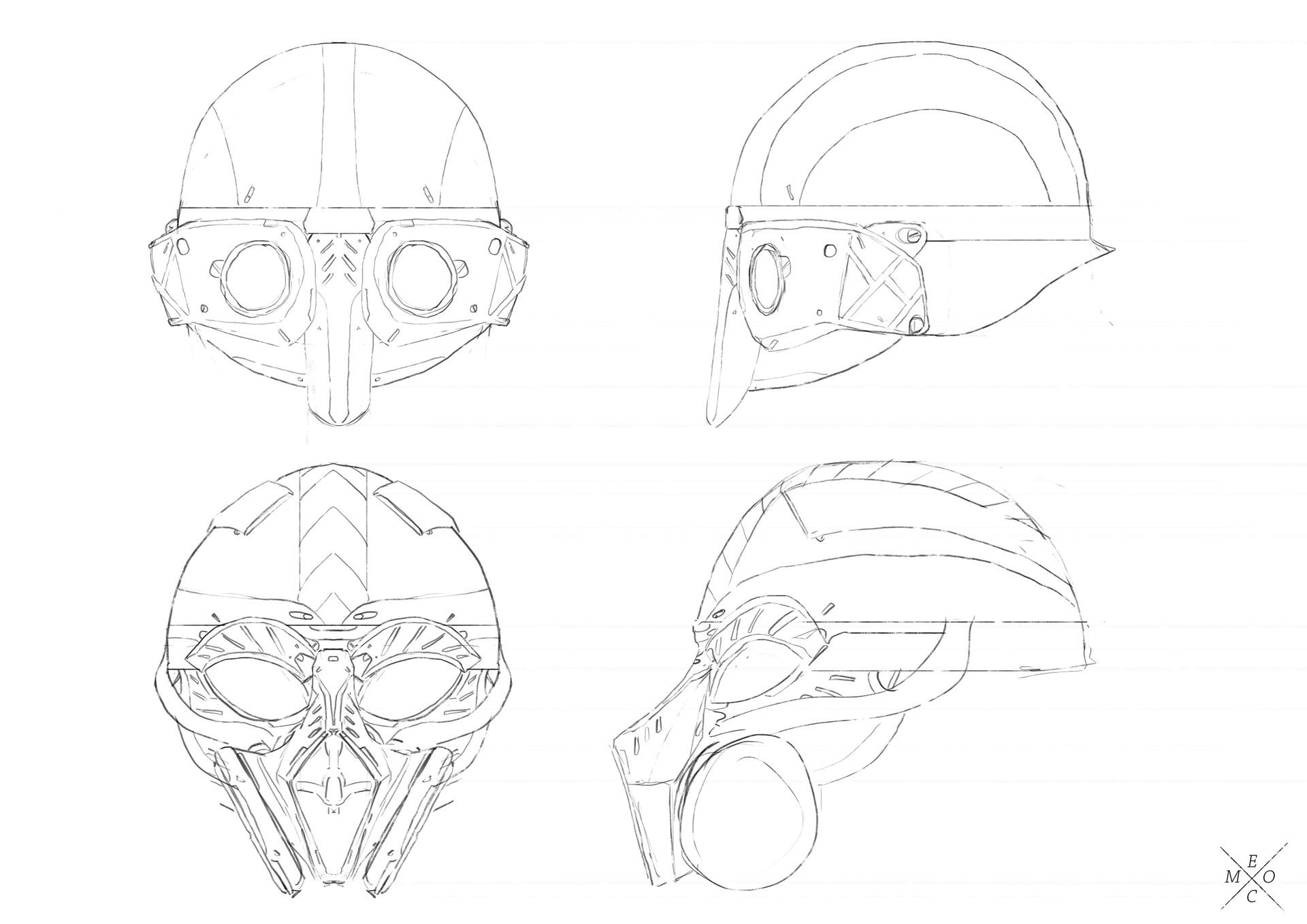 Erlend capodanno helment design03