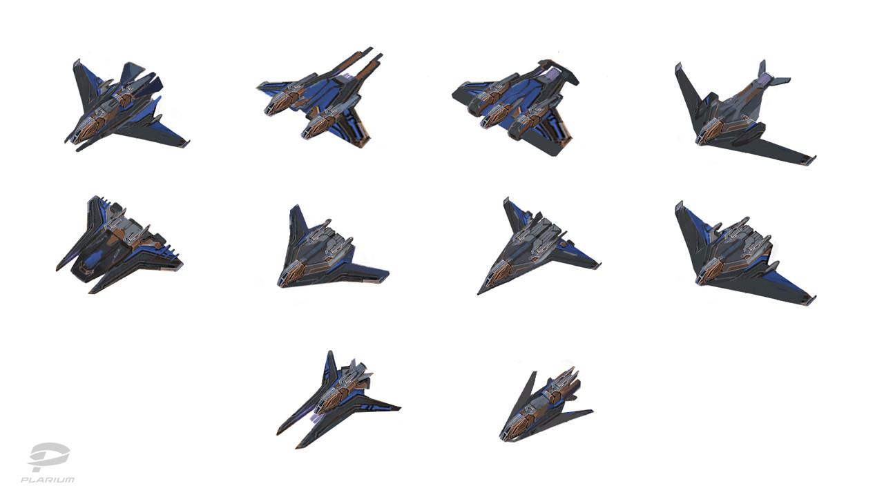 Tipa  graphic jet portfolio