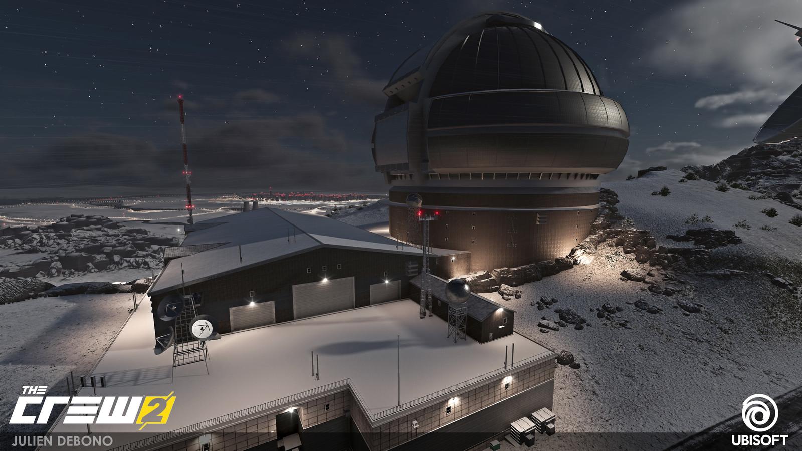 Pikes Peak - Observatory