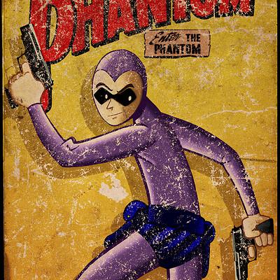 Matthew daday phantom cover1e