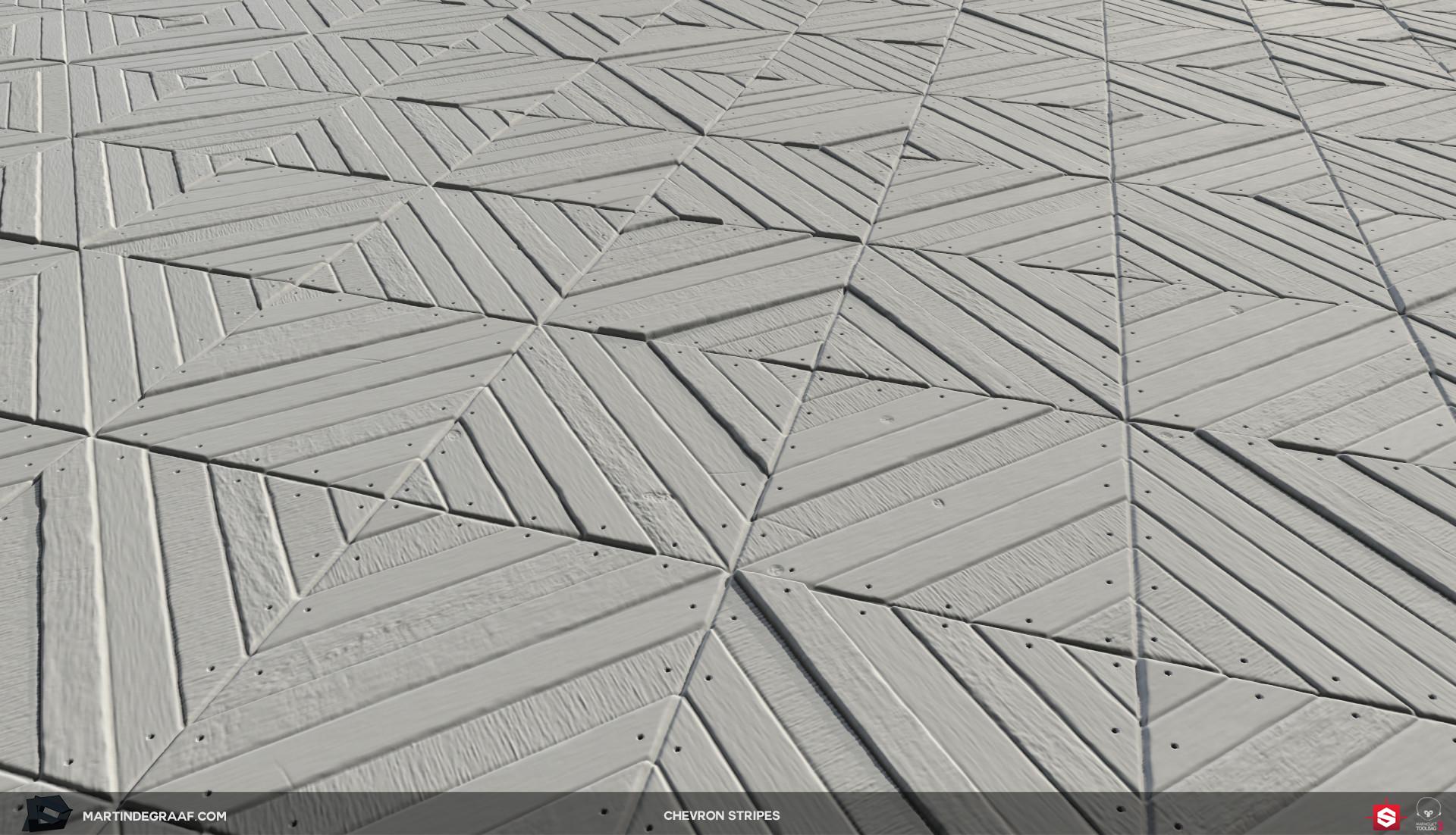 Martin de graaf chevron stripes substance plane gray martin de graaf 2018