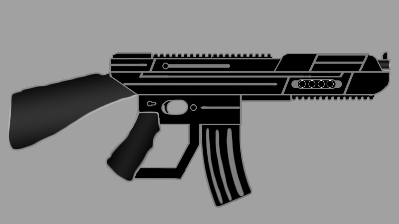Final concept for rifle design
