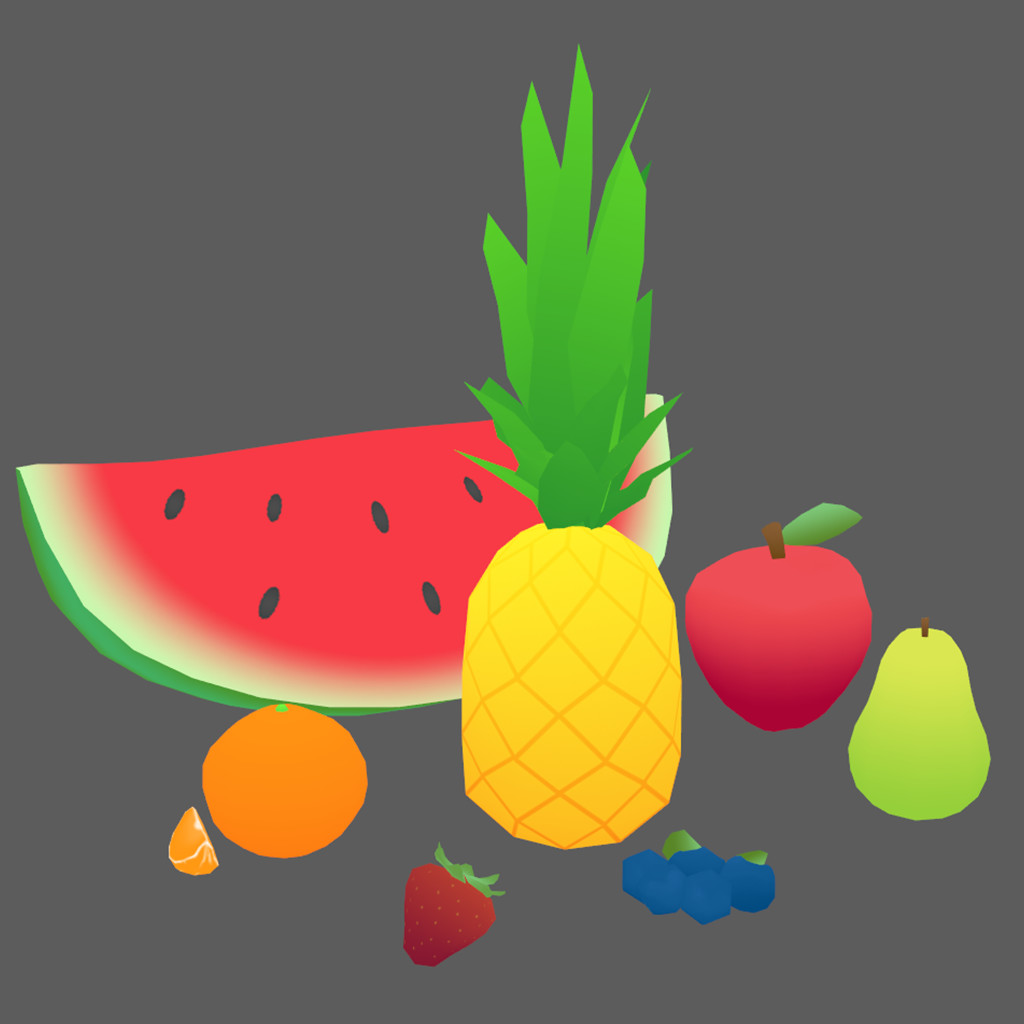 Fruit models