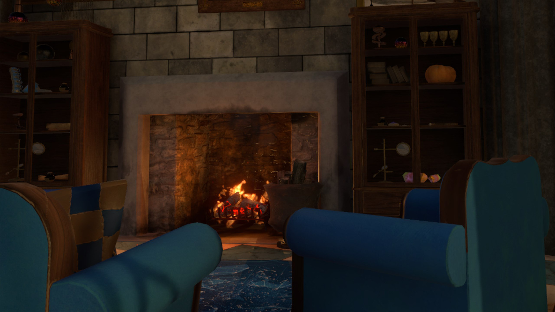 In-game screen capture - hearth