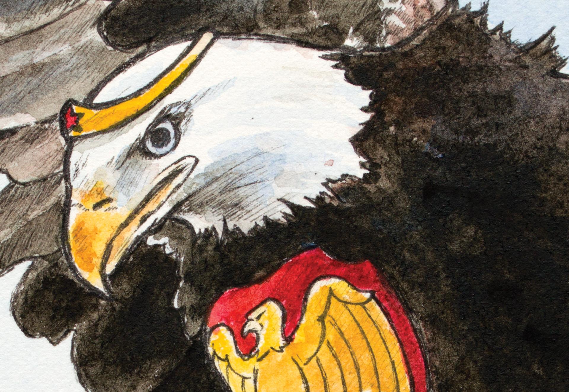 Graham moogk soulis moogk soulis eagle hex