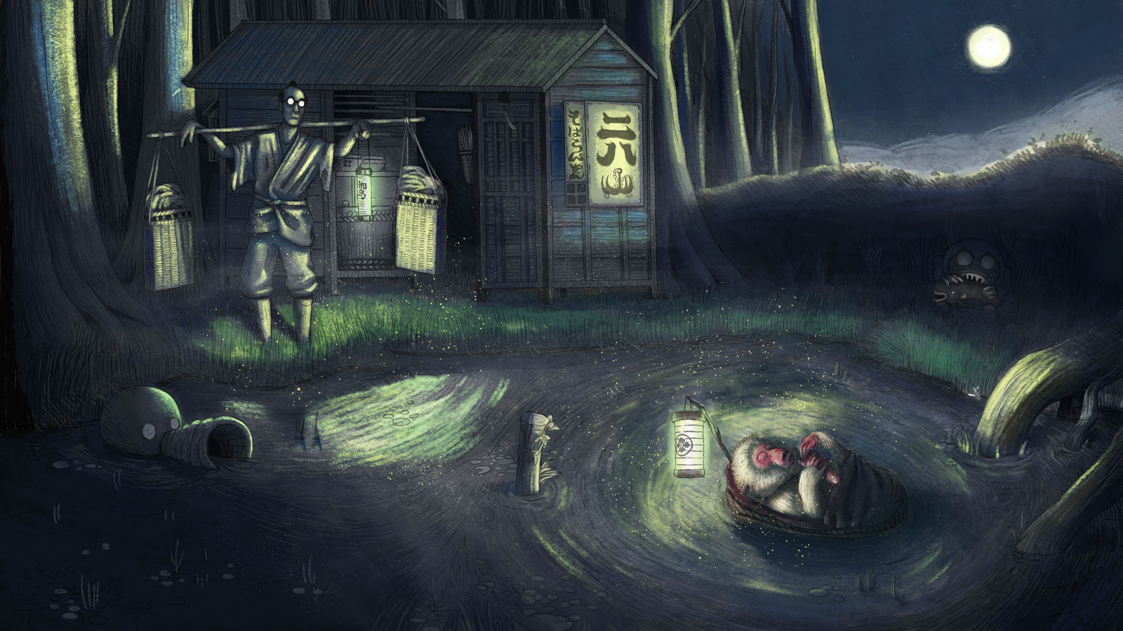 Feudal Japan: The Shogunate - Keyframe entry