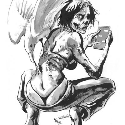 Axel medellin 2602 zombie