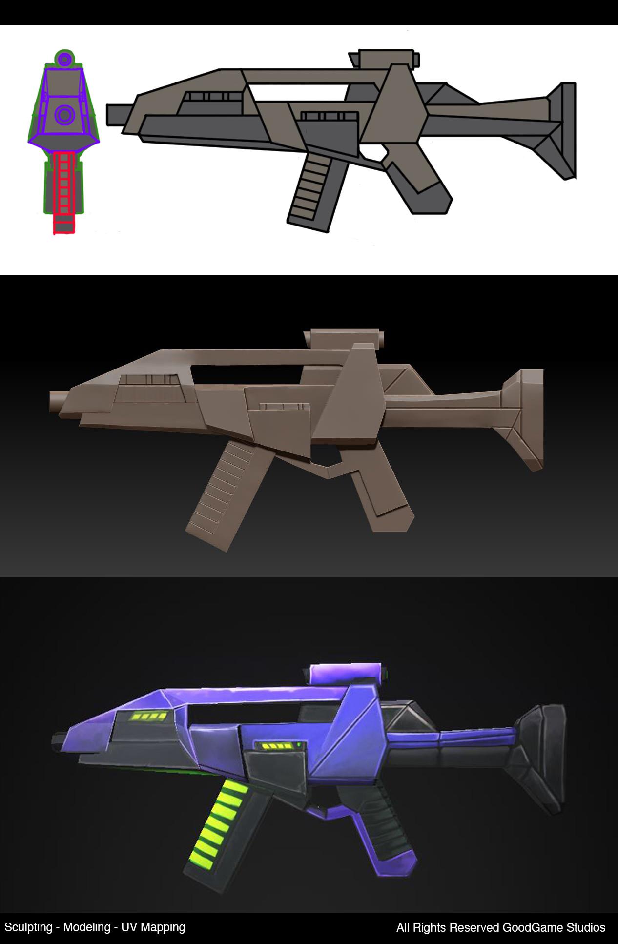 Ahmx merheb rifle 01