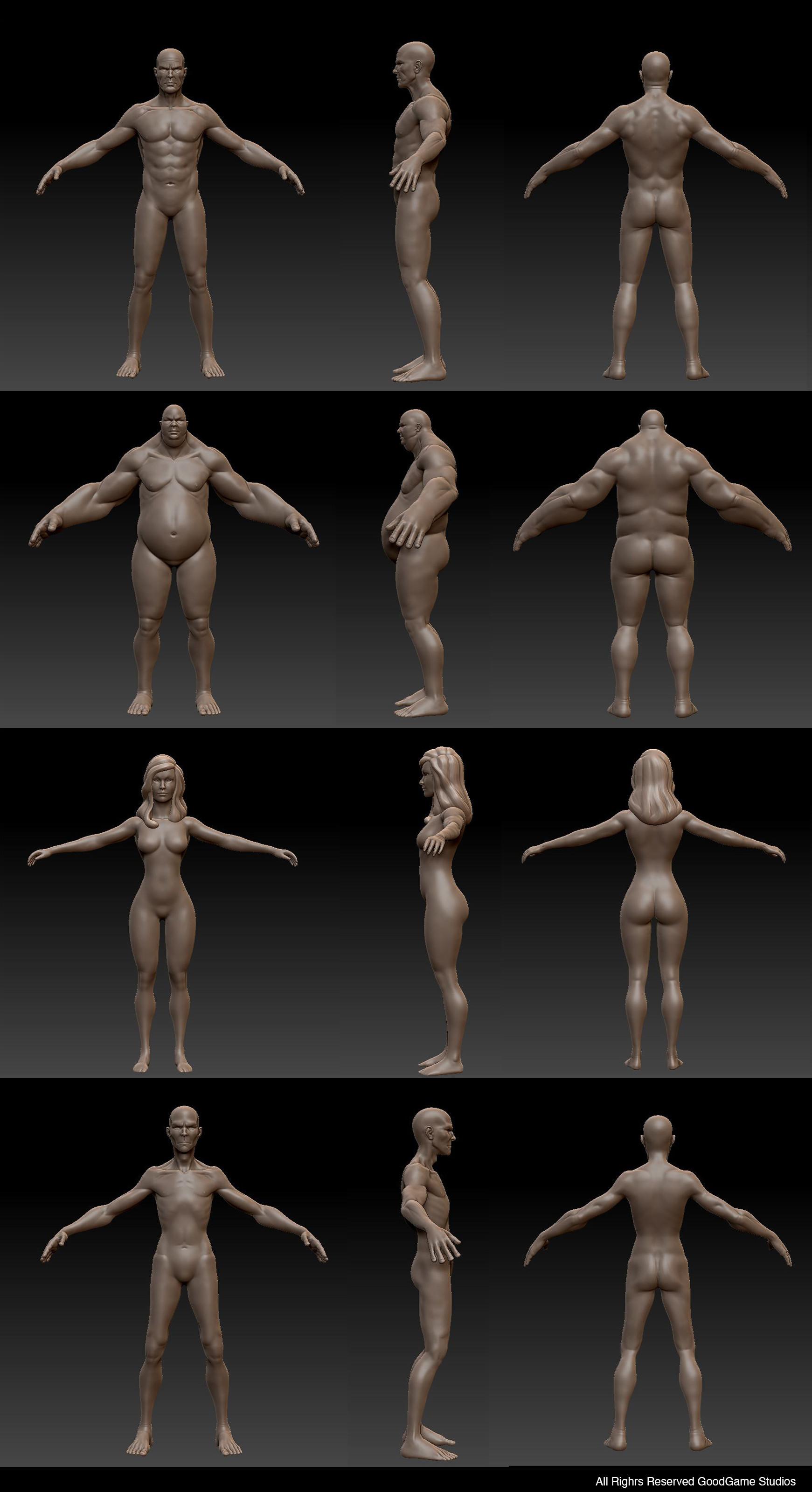 Ahmx merheb body types01