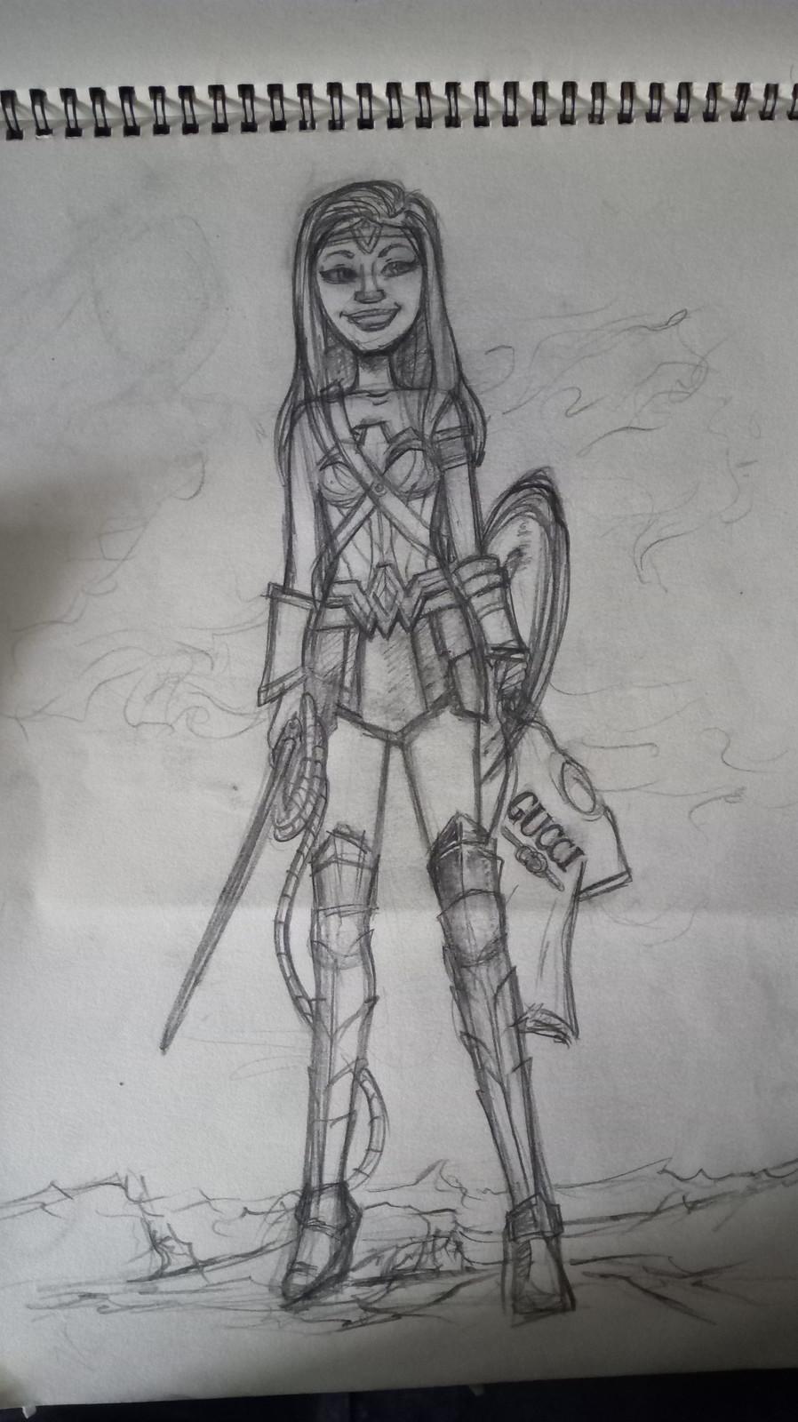 Character draft version