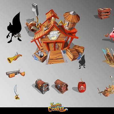 Antoine lysson 1page conker