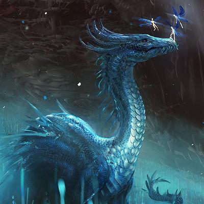 Sandra duchiewicz fairy draco