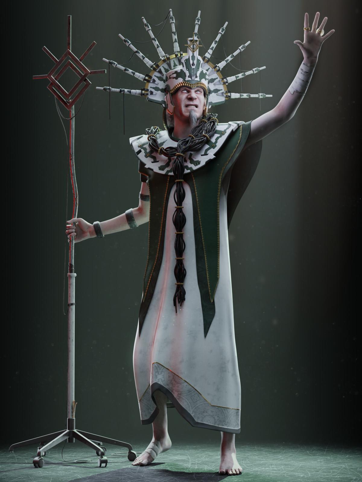 QUANERO 2 - PRIEST