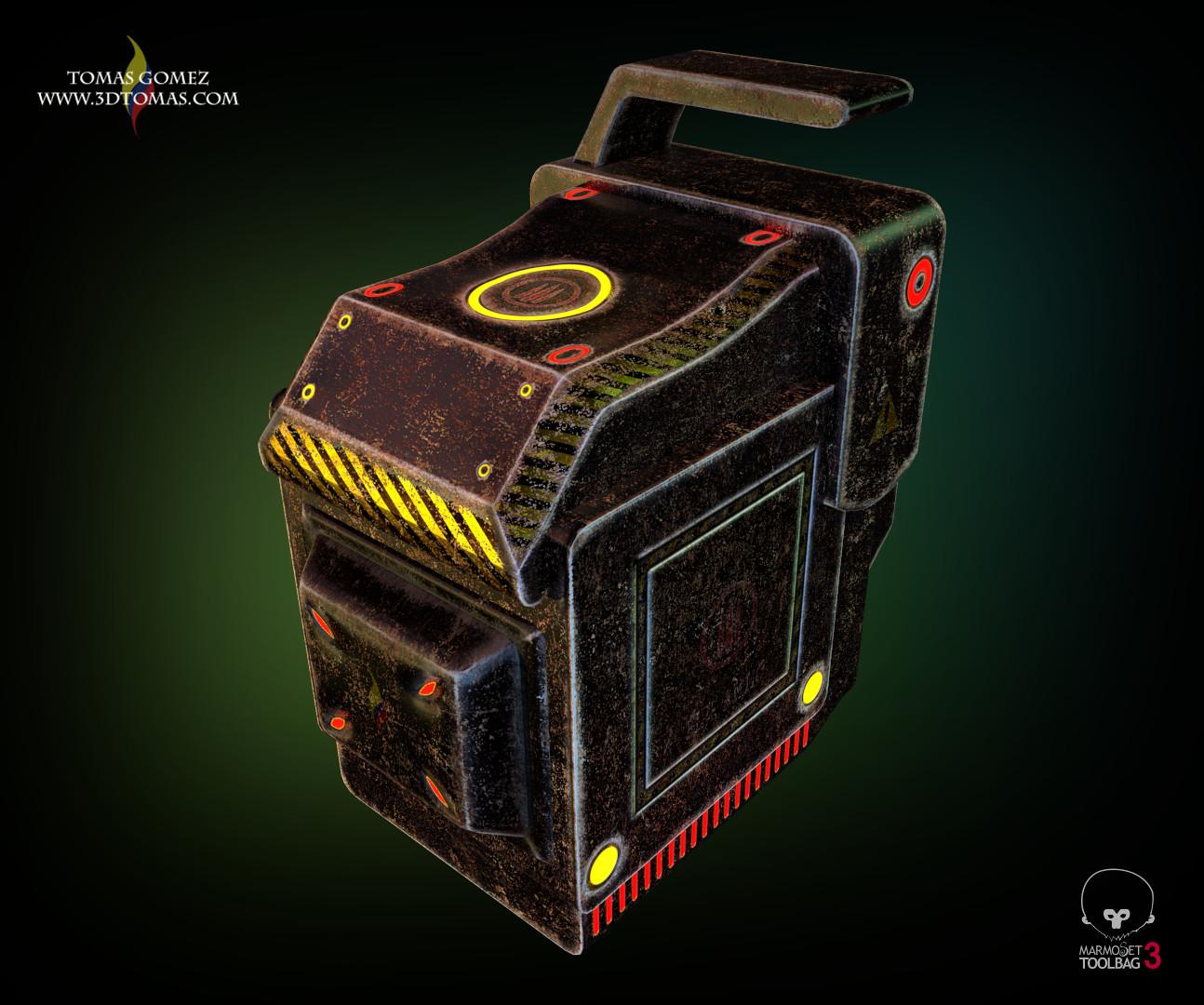 Tomas gomez crate1